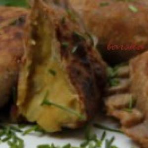Рецепты австрийской кухни - Постные циллертальские крапфены