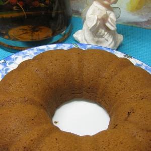 Кабачок - Постный шоколадный кекс по мотивам коврижки