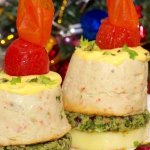 Гранат - Праздничное суфле