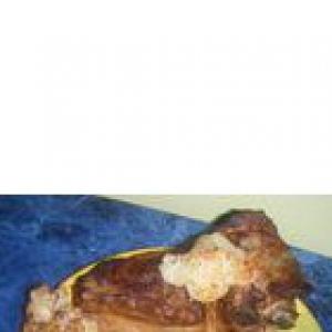 Майоран - Пряная почерeвка с  цветной капустой