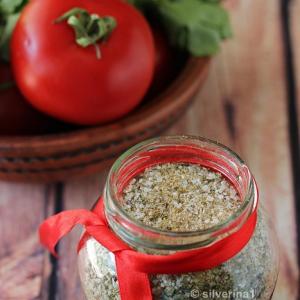 Петрушка - Пряная соль