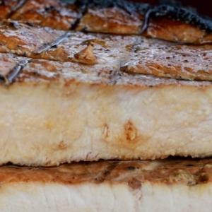 Гранат - Пряная свиная корейка на гриле