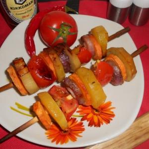 Тмин - Пряный овощной шашлык