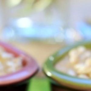 Изюм - Пудинг из кураги, изюма, творога и ряженки