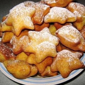 Рецепты десертов - Пышки Любаша