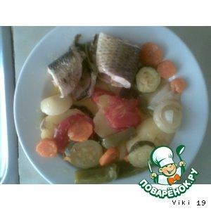 Рецепты португальской кухни - Рагу из рыбы