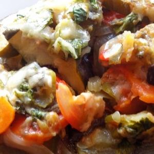 Вегетарианская кухня - Рататуй сезонный