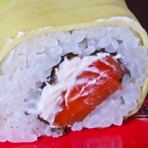 Рецепты японской кухни - Ролл Дакота