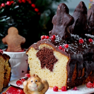 Рикотт - Рождественский кекс с сюрпризом
