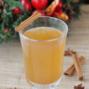 Бадьян - Рождественский яблочный напиток