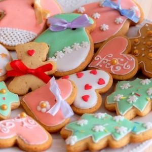 Имбирь - Рождественское имбирное печенье
