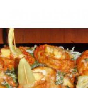 Рецепты азербайджанской кухни - Рыба Гавань