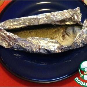 Дорадо - Рыба по-средиземноморски