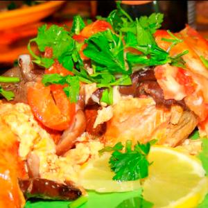 Рецепты скандинавской кухни - Рыба, запеченная по-шведски