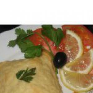 Скумбрия - Рыбка в тесте