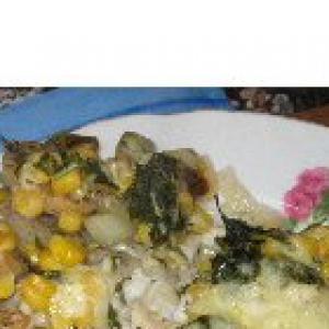 Язык - Рыбное филе, запеченное в винном соусе