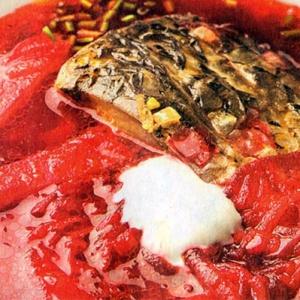 Рецепты супов - рыбный борщ