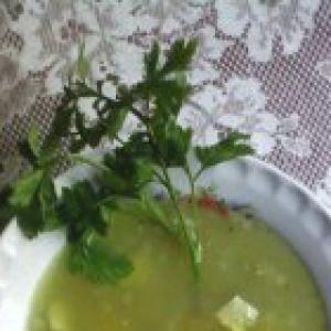 Шафран - Рыбный суп