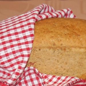 Тмин - Ржано-пшеничный хлеб с тмином