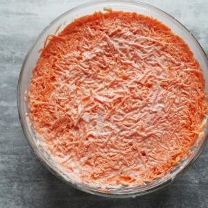 Картофель - Салат ''Бархат'' за 20 минут