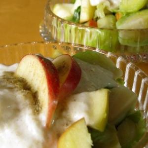 Шалфей - Салат из брюссельской капусты