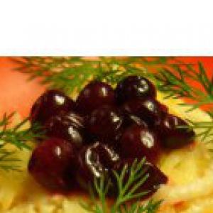 Репа - Салат из репы «Фруктово-ягодная «Репка »