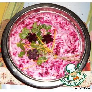Рецепты украинской кухни - Салат
