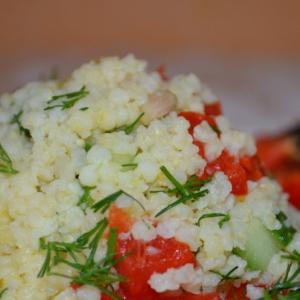 Пшено - Салат с пшеном