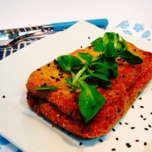 Рецепты испанской кухни - Сан Хакобо из баклажанов