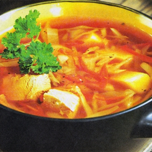 Рецепты супов - Сборные щи