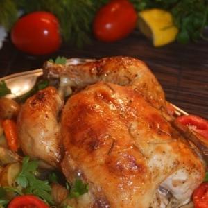 Капуста белокачанная - Секретная курица-2