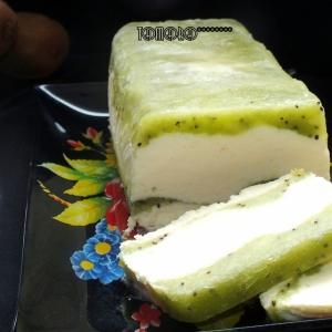 Киви - Семифредо с киви
