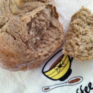 Рецепты ирландской кухни - Серый содовый хлеб