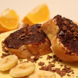 Банан - Шоколадно-банановое масло