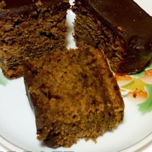 Финик - Шоколадно-финиковый пирог