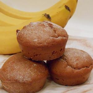 Мороженое - Шоколадные кексы с бананом