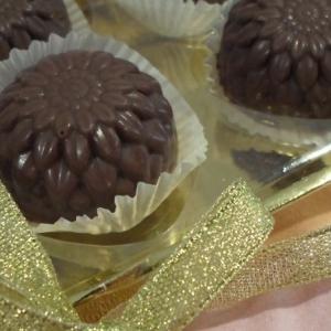 Ликер - Шоколадные конфеты с печеньем