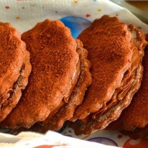 Нут - Шоколадные сэндвичи