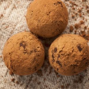 Кешью - Шоколадные трюфели