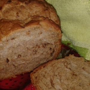 Финик - Шоколадный хлеб с финиками и кунжутом