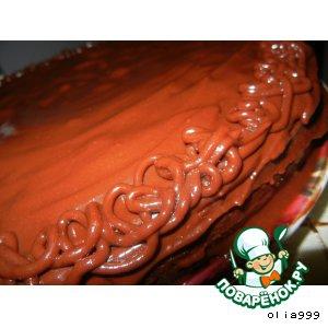 Рецепты австрийской кухни - Шоколадный торт Захер
