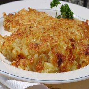 Овощные рецепты - Швейцарские драники Рёшти