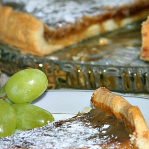 Швейцарская кухня - Швейцарский сахарный пирог