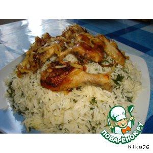 Рецепты азербайджанской кухни - Шюйюд плов