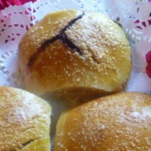 Черешня - Сладкие булочки на закваске