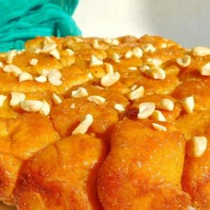 Масло сливочное - Сладкий обезьяний хлеб