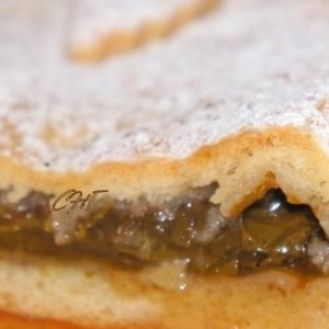 Щавель - Сладкий пирог со щавелем
