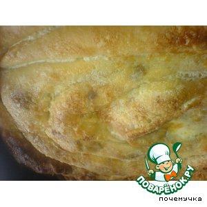 Рецепты болгарской кухни - Сметанно-творожный пирог