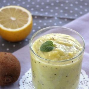 Киви - Смузи витаминный