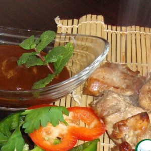 Эстрагон - Соус и маринад для мяса Барбекю